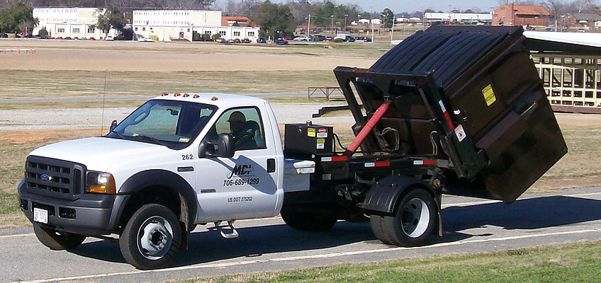 MDI Front Load Pickup Truck