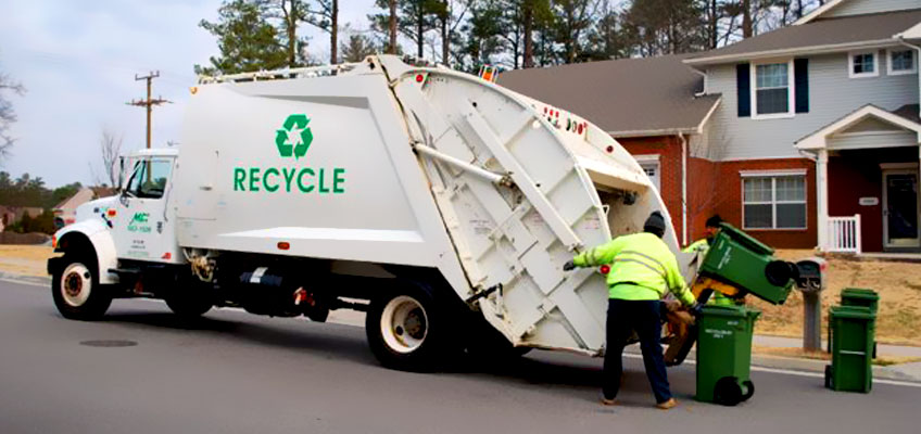 MDI Provides Recycling Services