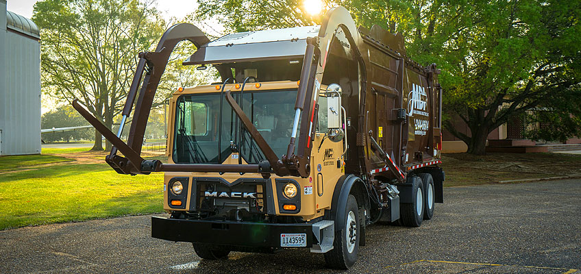 MDIs offers garbage and recycling collection services in Alabama, Florida, Georgia, Mississippi and Texas