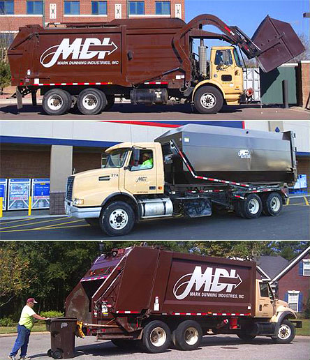 MDi Front Load, Compactor & Residential Services