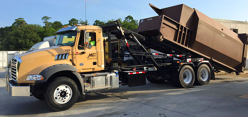 New MDI Compactor Being Delivered