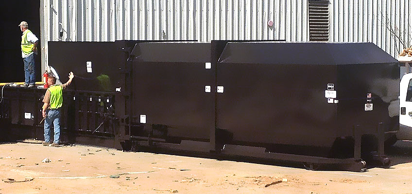 MDI Customized Compactor Configuration