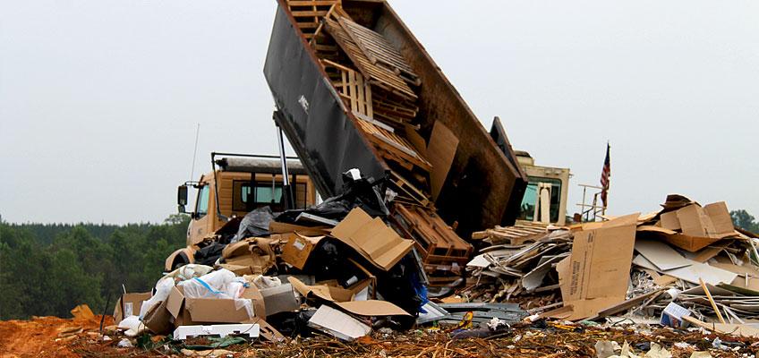 MDI Waste Disposal Service