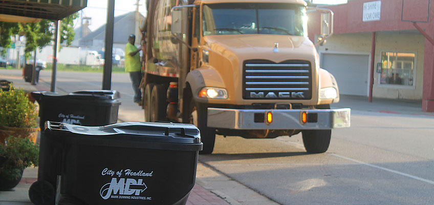 MDI Commercial Garbage Collection Service