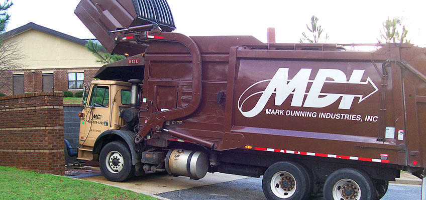 MDI Garbage Collection Service