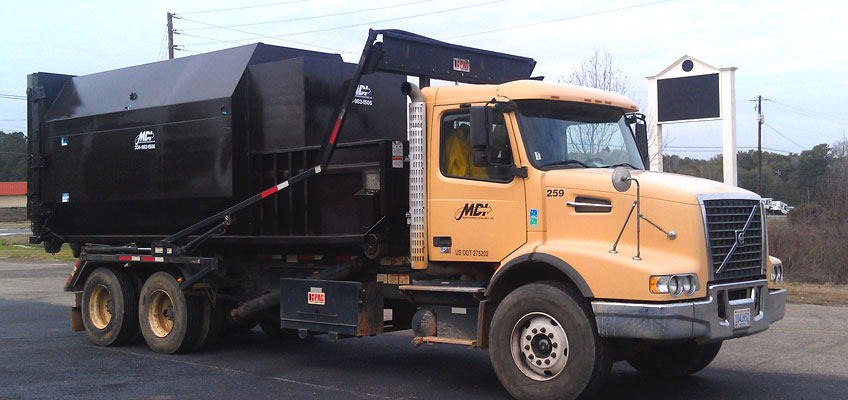 MDI Compactor for Delivery