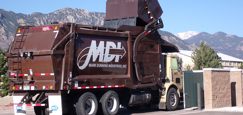 MDI Commercial & Residential Garbage Removal