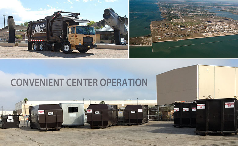 MDI Solid Waste Management Service for NAS Corpus Christi