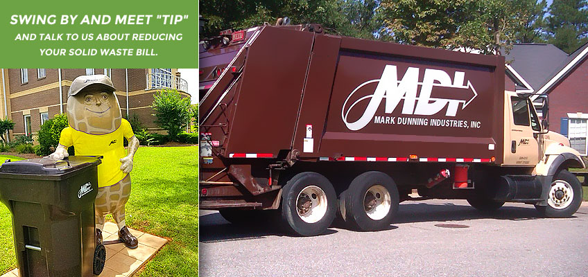 Meet our peanut mascot TIP at MDi headquarters