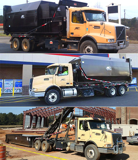 MDI offers award-winning roll-off and compactor services in many areas of Virginia.